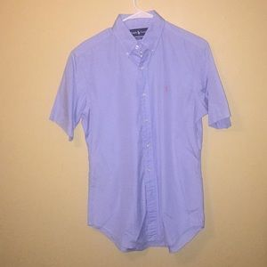 Polo button up dress shirt